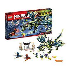 Lego Ninjago - Playthèmes - 70736 - Jeu De Construction - L'attaque Du Dragon Moro LEGO http://www.amazon.fr/dp/B00SDTVZAY/ref=cm_sw_r_pi_dp_PcEywb19Z7NT7