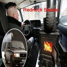 Redneck Swede http://laughshop.com/redneck-swede/