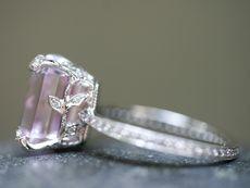 My new favorite jewelry designer, Cathy Waterman.