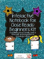 2 Brainy Apples: Close Reads Meets Interactive Notebooks
