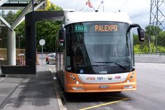 Public Transportation Gets Greener, Quieter In Geneva, Switzerland Public Transportation is a great way to reduce pollution and traffic by reducing the number of cars on the road.  Hybrid buses reduce emissions even further #greenenergy   #publictransportation   #switzerland