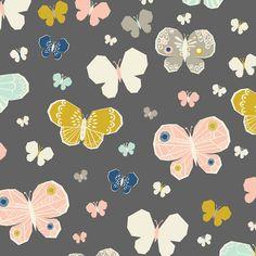 Susan Driscoll - September Blue - Butterfly