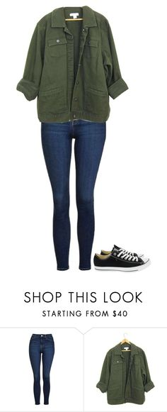 """My style pt. 2"" by ifrancesconi on Polyvore featuring Topshop and Converse"