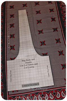 Reversible Hobo Bag Tutorial | Amandita Designs