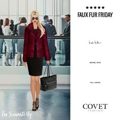 Faux Fur Friday @covetfashion #covet #covetfashion #covetfashionapp #fashion #womensfashion #fauxfur #nicolemiller #michaelkors #yigalazrouel #botkier #julievos #sundaysomewhere #miguelases @nicolemillernyc @michaelkors @yigalazrouel @botkier @julievos @sundaysomewhere @miguelases