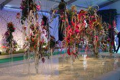 Les œuvres des finalistes du concours Interflora
