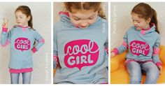 .: Plotter Freebie: coolGIRL