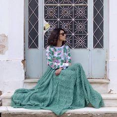 """Tailor made"" maxi dress// Karavan Clothing #karavanclothing #karavan"