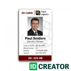 employee id card 2