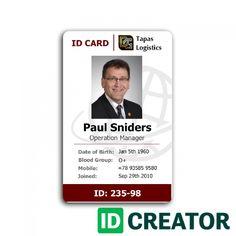 employee id card 2