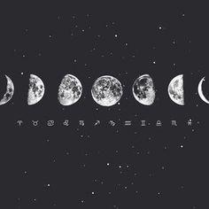 As fases da Lua - Café com Astrologia