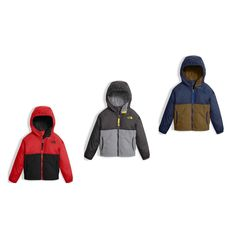 2b8537990 Outerwear 147324: The North Face Toddler Boys Sherparazo Hoodie Coat Fleece  Jacket New $70 -