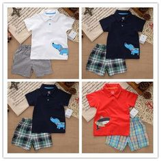 Toddler Boy Outfits for Summer