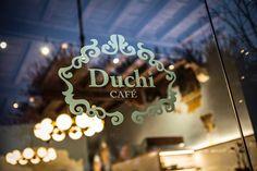 DUCHI CAFE' - Via Leoni 19 - Verona - studioenricopasti // Photo: Tiziano Cristofoli
