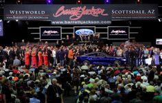 First retail 2015 Mustang GT sells for $300,000 | Car Fanatics Blog