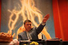 Oleg #Tjabnibok, Parteichef der #Swoboda #Ukraine #Nazis