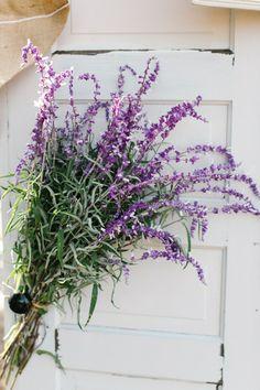 lavender bouquet |