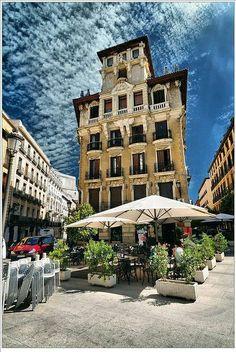 El Madrid de los Austria, Madrid España