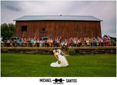 Over The Vines Vineyard Destination Wedding | Daryl and Emily