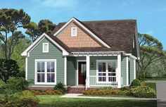 Ranch House Plan with 1300 Square Feet and 3 Bedrooms from Dream Home Source   House Plan Code DHSW076850