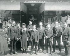 Brooks Brothers vintage store photo #brooksbrothers