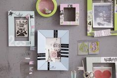 DIY   Fotorahmen gestalten   Fotogeschenke zum Selbermachen
