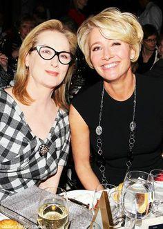 Meryl Streep & Emma Thompson