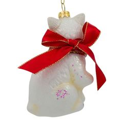 Gift Boxed Each of our ornaments is meticulously crafted by hand using traditional techniques that originated in the 1800's. The Renaissance-era carving, molding, glass blowing, silver lining, painting and finishing processes require unparalleled skill and several weeks to complete. | eBay!