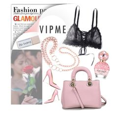 """""""VIPME 26"""" by melisa-hasic ❤ liked on Polyvore featuring Gianvito Rossi, Marc Jacobs, women's clothing, women, female, woman, misses, juniors and vipme"""