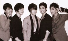 DBSK...changed my mind. Dont want to choose!