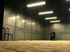 THE HOUSE OF BERNARDA ALBA / LORCA  stage design: Roni Toren