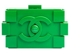CHANEL : Lego Clutch