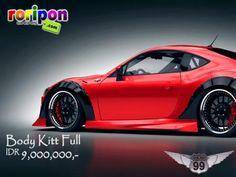 body kit car in our sites www.roripon.com