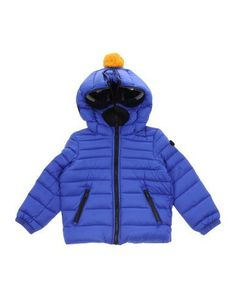 AI RIDERS ON THE STORM Boy's' Down jacket Blue 8 years
