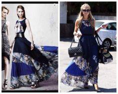 NWT BCBG Max Azria Cocktail Charlotte Pleated Gown Dress Paris Hilton 2 0 Maxi #BCBGMAXAZRIA #Sheath #Cocktail