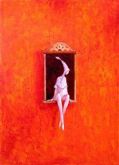 Merab Gagiladze, 1972 | Fantasy / Surrealist painter