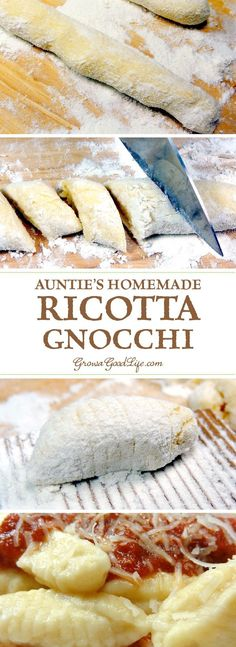 This recipe for ricotta gnocchi is based on the way my Italian Aunt Mary made it. These pillowy ricotta gnocchi are easier than you'd expect and pair beautifully with all your favorite sauces.