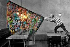 """Graffiti doesn't exist unless someone got a photo, because it's gone immediately."" (Jeffrey Deitch)"