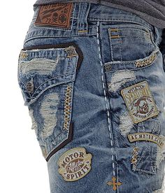Affliction Black Premium Cooper Jean at Buckle.com