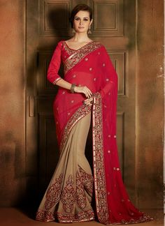 Fashion: Fascinating Party Wear Sarees 2014
