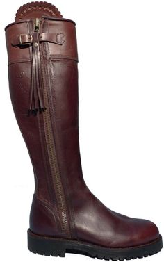 Penelope Chilvers Long Tassel Boots- Kate MIddleton style.