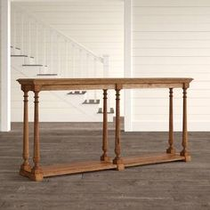 Long Sofa Table, Sofa Table Decor, Narrow Console Table, Sofa Tables, Table Furniture, Entryway Tables, Hallway Furniture, Furniture Ideas, Table Behind Couch