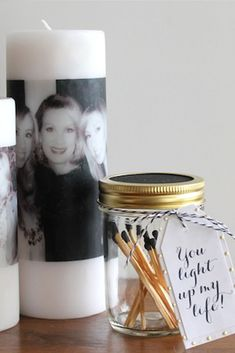 Mother's Day Candle goodhousemag