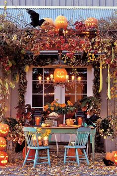 Love interiors? The outside of your home is just as important. Make a statement this autumn and dress your exterior to impress