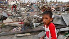 Philippines blames climate change for monster typhoon. By John Upton. Photo: Reuters/Erik De Castro. http://grist.org/news/philippines-blames-climate-change-for-monster-typhoon/