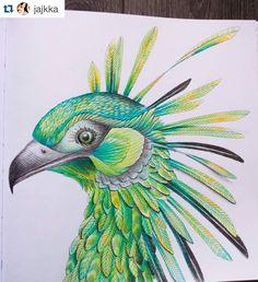 Amei a escolha de cores nesse colorido da @jajkka  Maravilhoso! ☺️