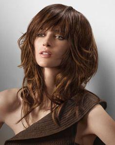 Frange #frange #coiffure #cheveux