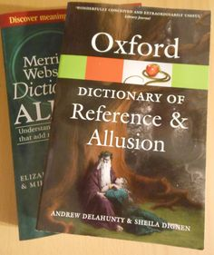 Dictionaries of Allusions