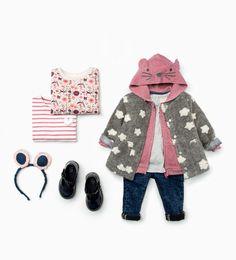 -Shop by Look-ベビーガール (3ヶ月 - 3歳)-キッズ | ZARA 日本