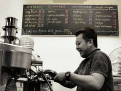 Follow  @BlackPitCoffee Good coffee with good price made with joy are the best coffee by foodcious